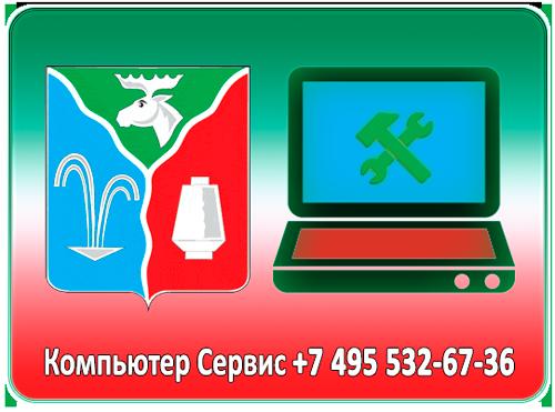 Ремонт компьютеров в Лосино-Петровском