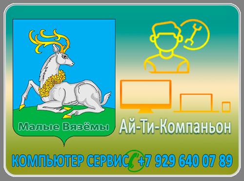 Ремонт компьютеров Малые Вяземы