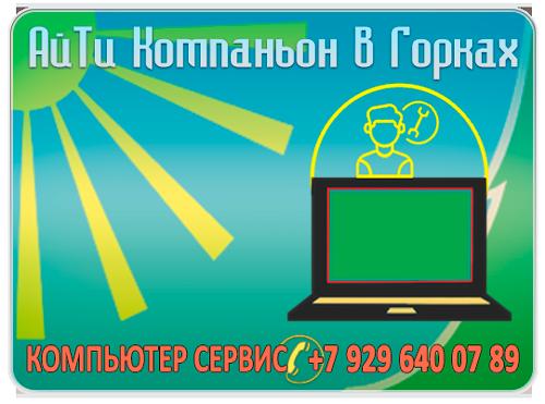 Компьютерный мастер Горки-2