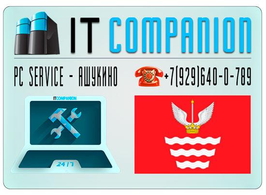 Компьютерный сервис в Ашукино