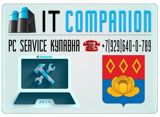 ITCOMPANION Компьютерный мастер Купавна